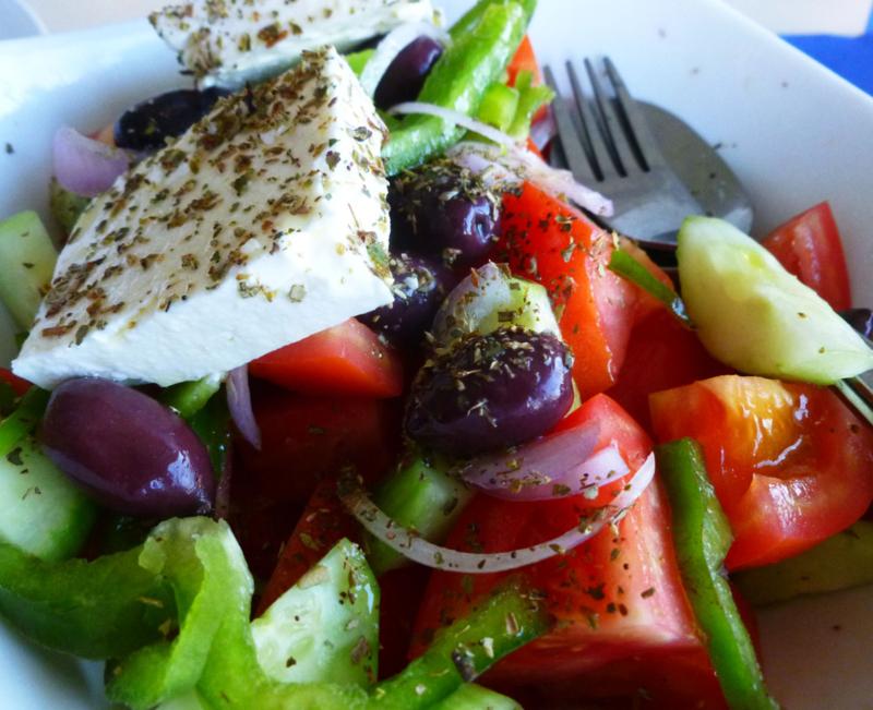 Trasa 3: Kuchnia Korfu